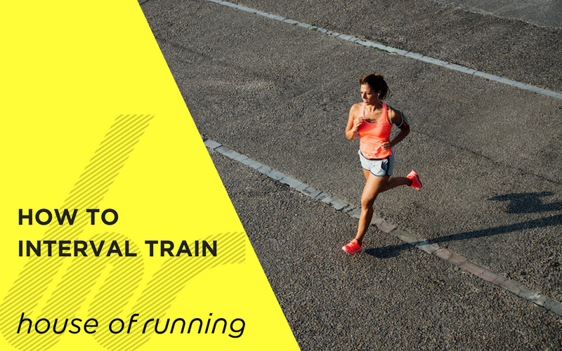 How to Interval Train