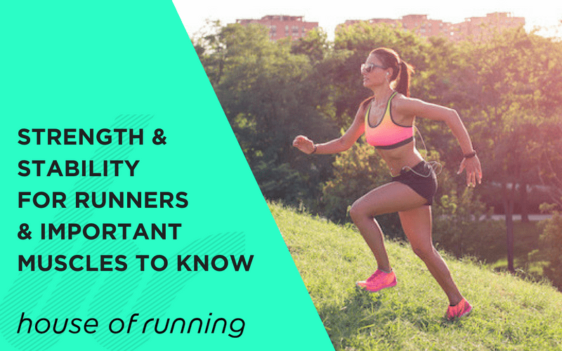 strength & stability for runners