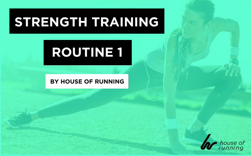 VIDEO_ Strength Training Routine 1 for runners
